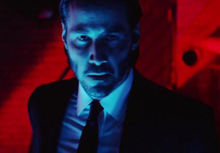 Keanu as John Wick